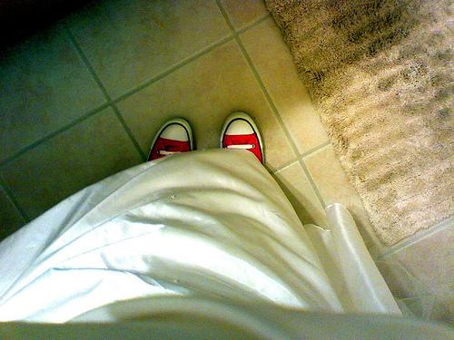 Red chucks