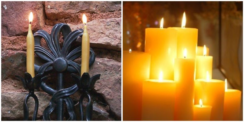 beeswax, honeybee, bees, save the bees, candles, unity candle, tapers, pillars, green weddings, earth friendly, eco chic