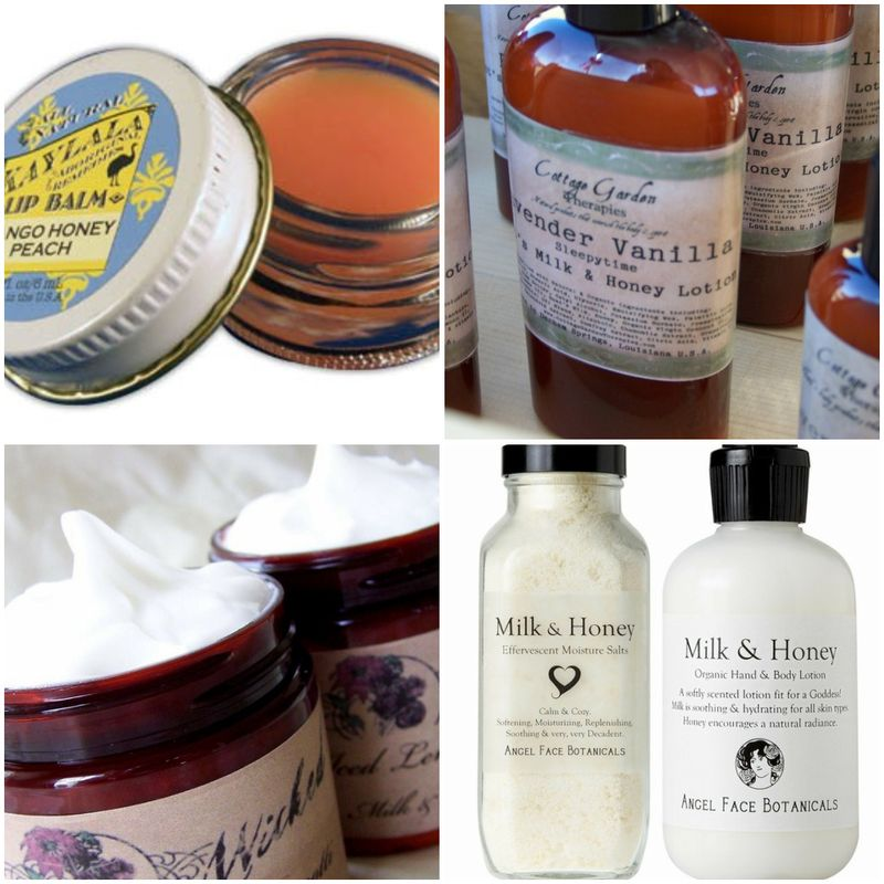 honey, honeybee, bees, save the bees, lotion, lip balm, beauty products, spa party, green weddings, earth friendly, eco chic