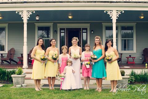 Jeff & Kristen . Wedding Day . 2010-05-22 . 32290