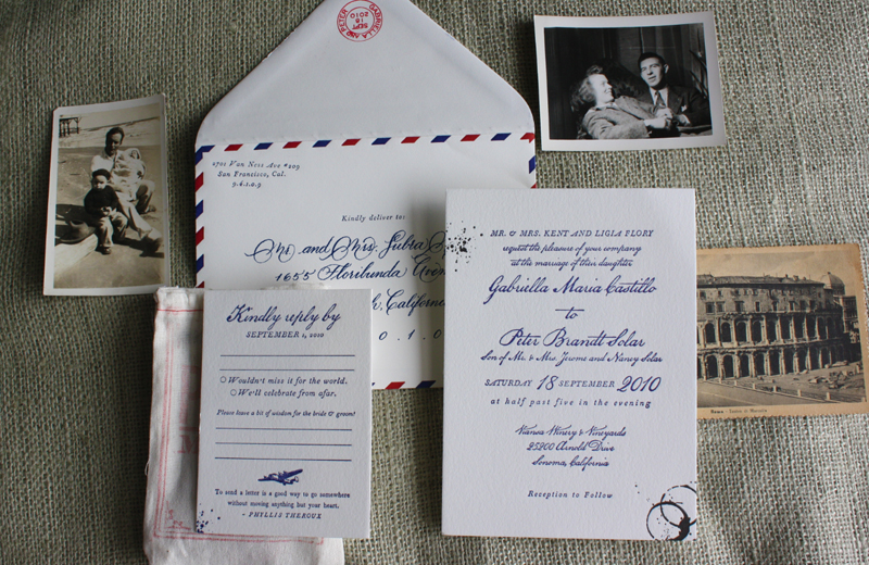 Vintage-travel-airmail-wedding-invitation-suite