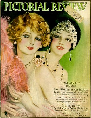 Earl Christy Pictorial Review 1920s