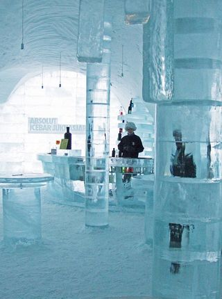 IceHotel Ice Bar