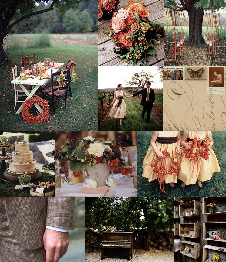 Autumn-wedding-inspiration-board-orange-and-green