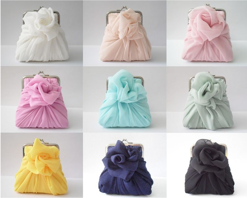 bridesmaid purses