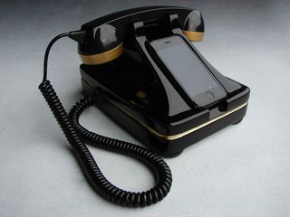 rotary phone iPhone charger