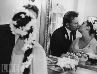 Elizabeth Taylor and Richard Burton, Wedding