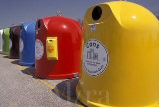Recyle bins