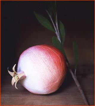 pomegranate surprise ball