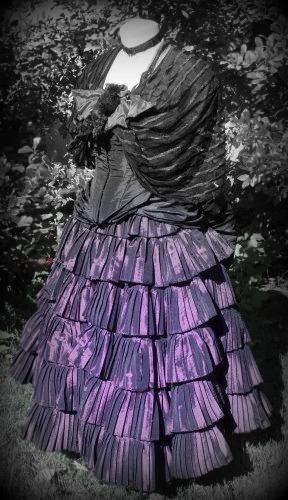 1887 Bat Costume
