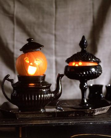 peek-a-boo jack-o-lanterns
