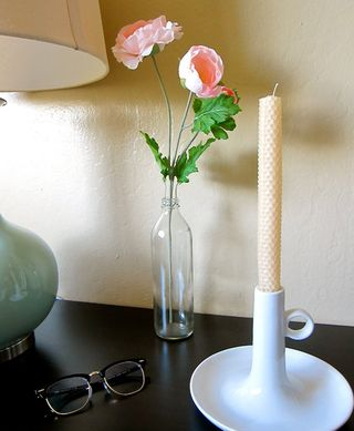 DIY beeswax candle kit