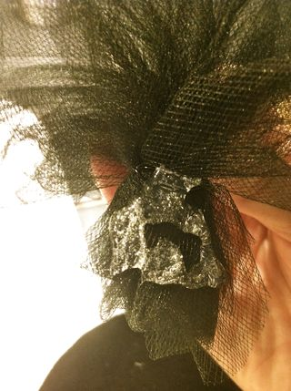 DIY Burlesque Hat