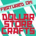 Brasspaperclip on Dollar Store Crafts