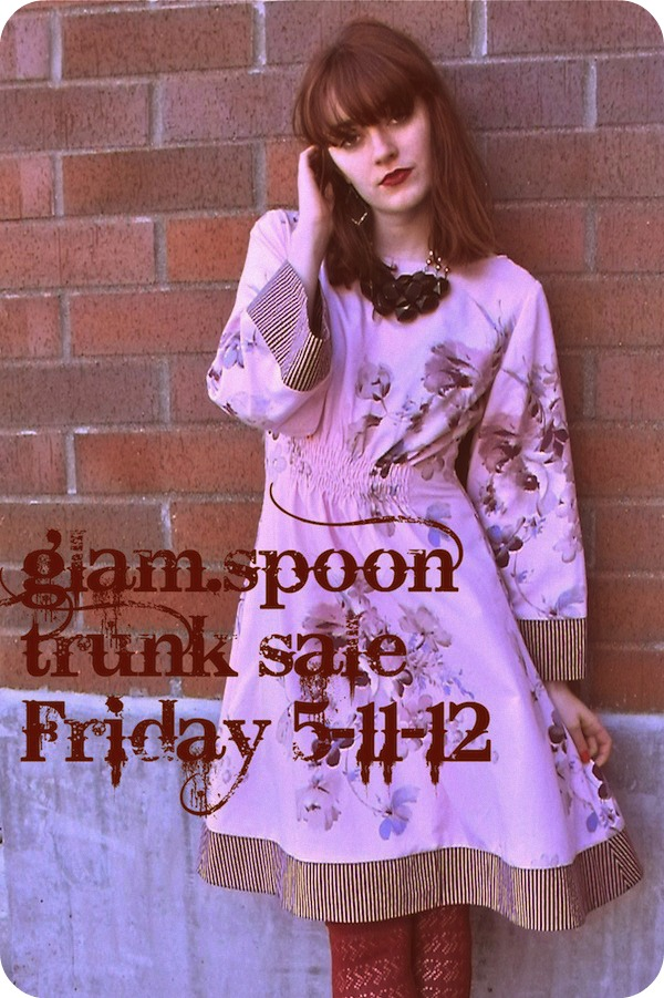 glam.spoon trunk sale