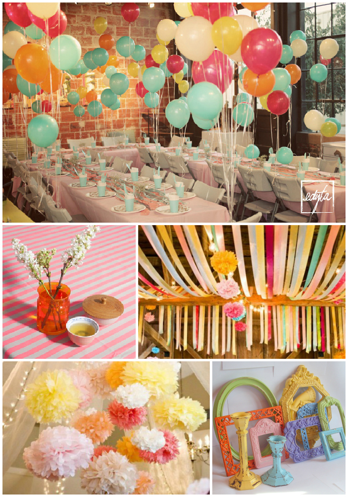 Oh The Places Youll Go Graduation Party Inspiration