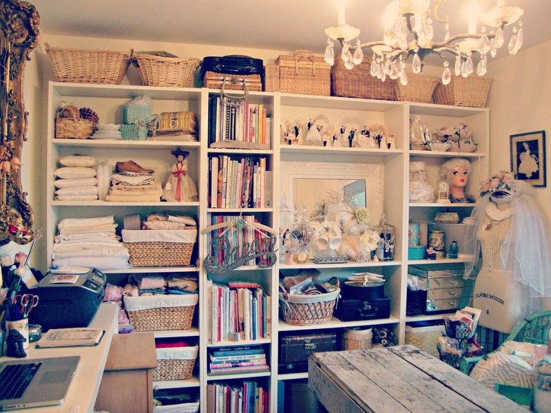 Home Office Craft Room Design Studio