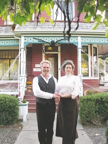 Old Consulate Inn, Innkeepers