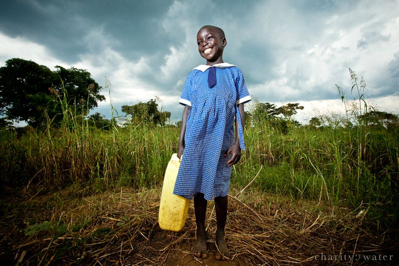 This year for my birthday, all I want is clean water. Help me and the 800 million people in need. Donate to my campaign. http://mycharitywater.org/cindis-40th