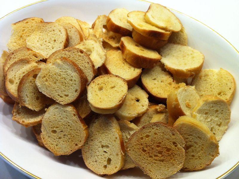 DIY Bagel Chips