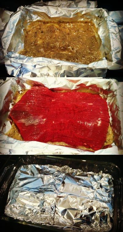 3-Ingredient Beef Brisket
