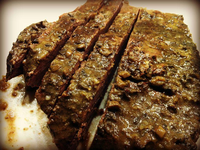 3-Ingredient Hanukkah Brisket