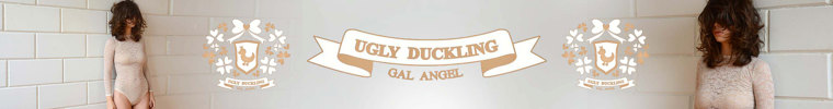 Ugly Duckling by Gal Angel on Etsy