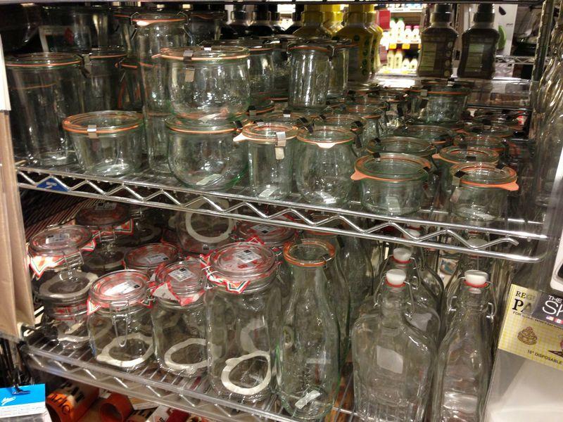 Met Market Gourmet Giveaway picks - canning jars